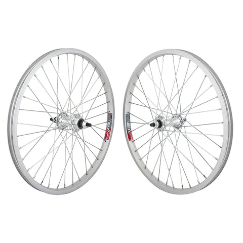 Image of Wheelmaster 20 x 1.75 Alloy Wheel Set - TheBikesmiths