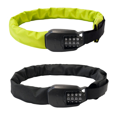 Hiplock Spin Wearable Chain Lock w-Combination - TheBikesmiths