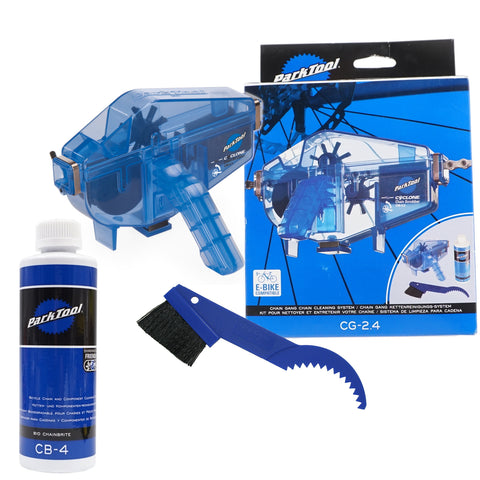Park Tool CG-2.4 Bike Chain Gang Cleaning System - TheBikesmiths
