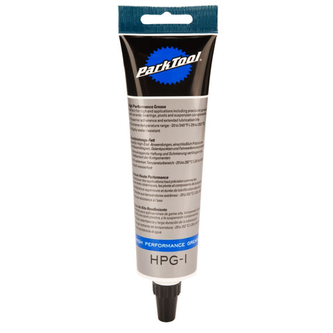 Image of Park Tool HPG-1 High Performance Grease 4oz Tube - TheBikesmiths
