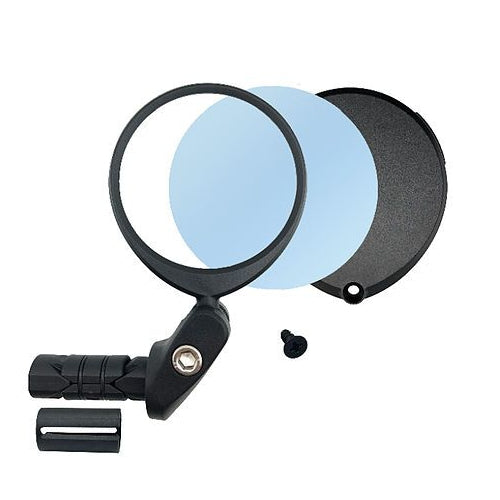 Hafny HF-M853-FR03 Replaceable Lens Bar-End Mirror