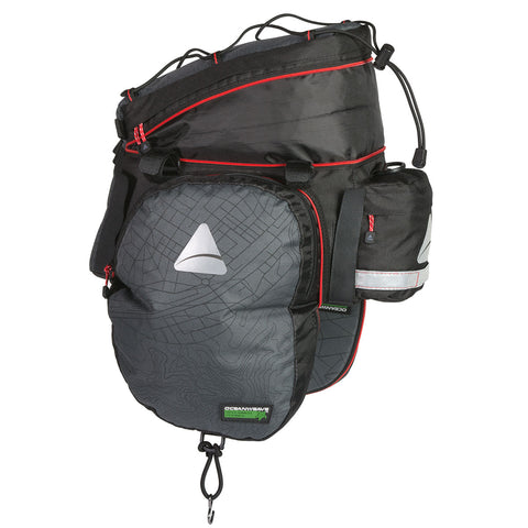 Image of Axiom Seymour Oceanweave EXP 19+ Rack Trunk Expandable Bag