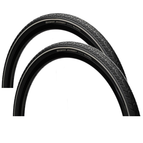 "Image of Kenda K1129 Kwick Journey 27.5x1.75"" K-Shield E-Bike Tire"