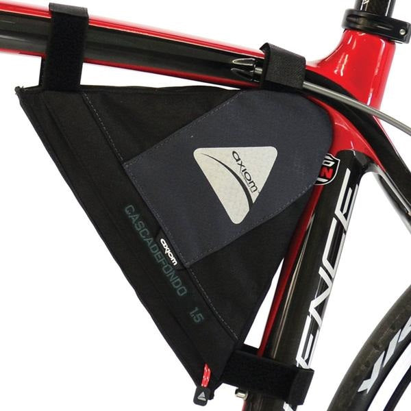 Axiom Cascade Fondo 1.5 Triangle Frame Bag - TheBikesmiths