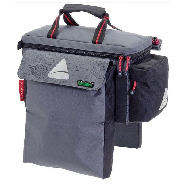 Axiom Seymour Oceanweave EXP 15+ Trunk Rack Bag - TheBikesmiths