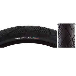 CST Metropolitan Antonov 26 x 2.4 Anti-Puncture Semi Slick Tire