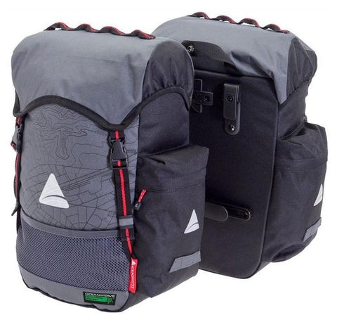 Image of Axiom Seymour Oceanweave Panniers - TheBikesmiths