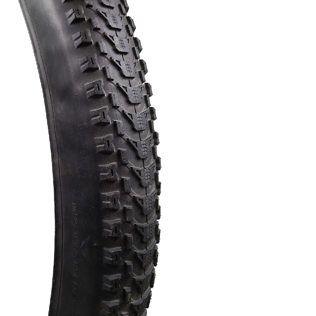 "Kenda 27.5x2.05"" Saber Pro Black Folding Tubeless Ready Tire"