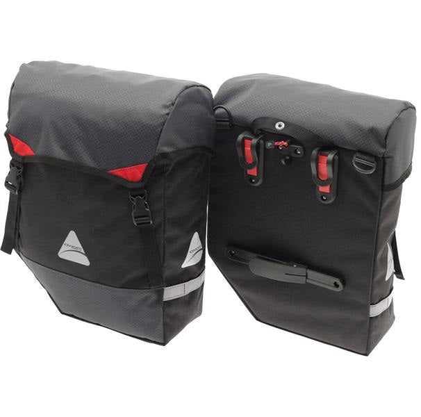 Axiom Cartier LX P25+ Panniers - TheBikesmiths