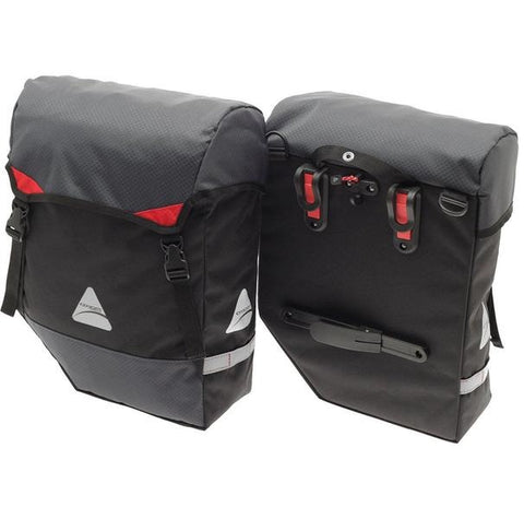 Image of Axiom Cartier LX P25+ Panniers - TheBikesmiths