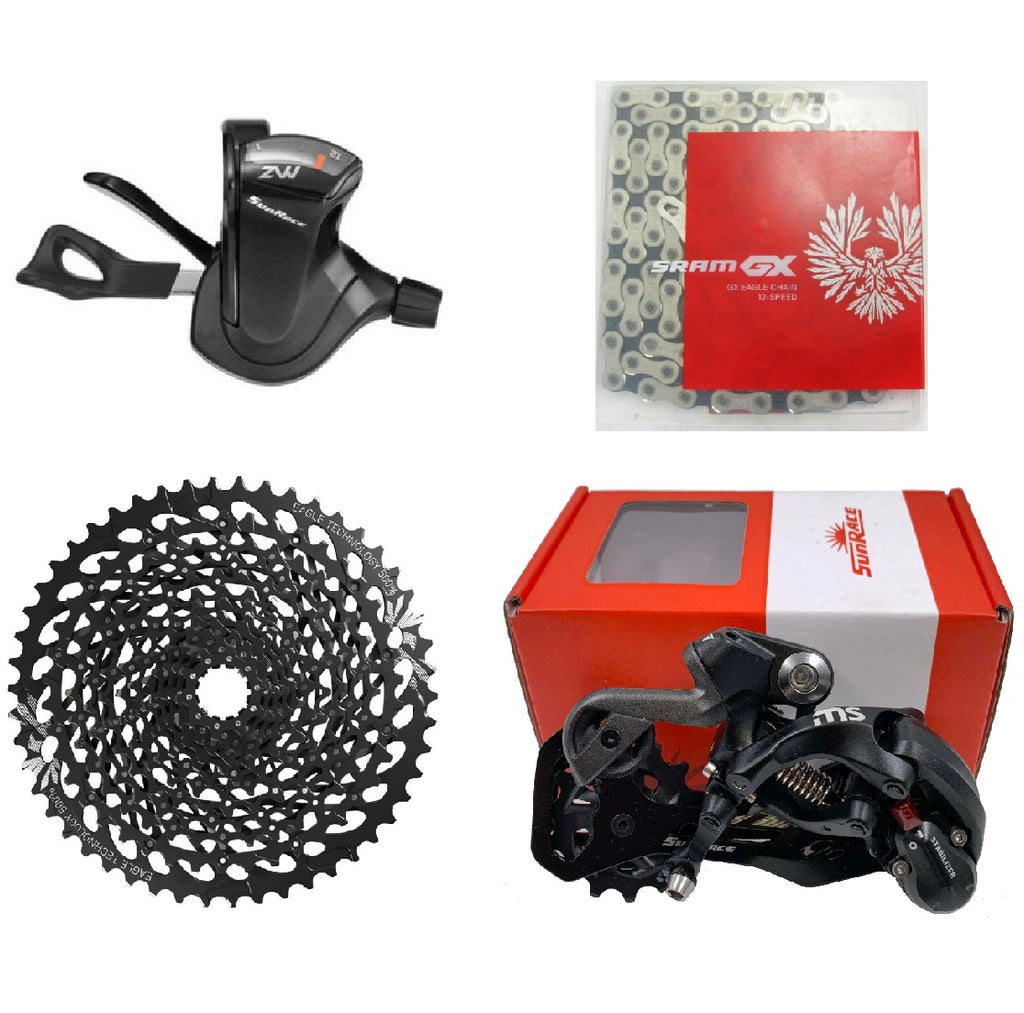 SRAM Sunrace 12 Speed 10-50t XD Driver Groupset