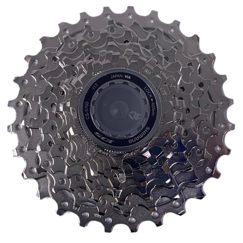 Shimano 105 CS-5700 11-28t 10 Speed Cassette
