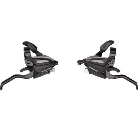Shimano Acera ST-EF500 3x7-Speed Shifters with V-Brake Levers
