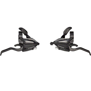 Shimano Acera ST-EF500 3x8-Speed Shifters with V-Brake Levers