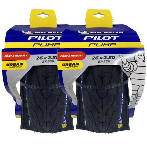 Image of Michelin Pilot Pump 26x2.30 Tubeless Ready Tire