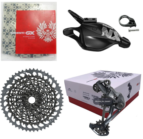 SRAM GX 12-speed Group with Nx Shifter