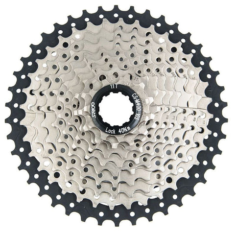 Image of S-Ride CS-M400 10-speed Cassette