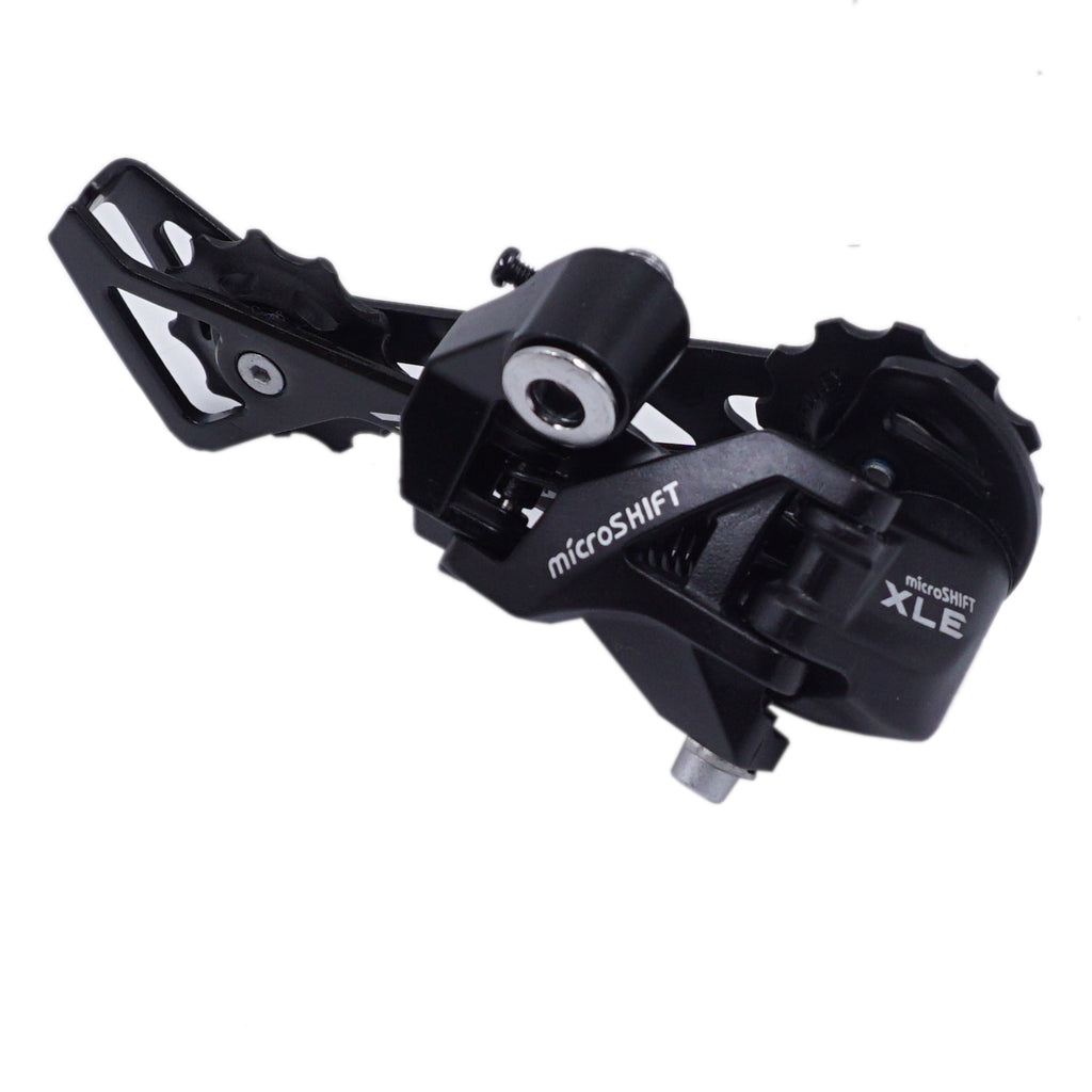 microSHIFT XLE 10 Speed Long Cage Rear Derailleur