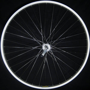 Alex 26 inch Front Wheel - TheBikesmiths