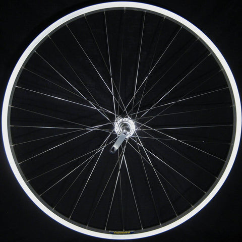 Aluminum  26 inch Front Wheel - TheBikesmiths
