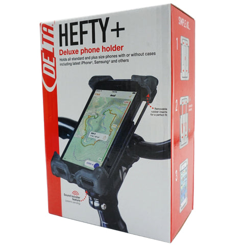 Delta HL6300 Hefty+ Smart Phone Holder - TheBikesmiths