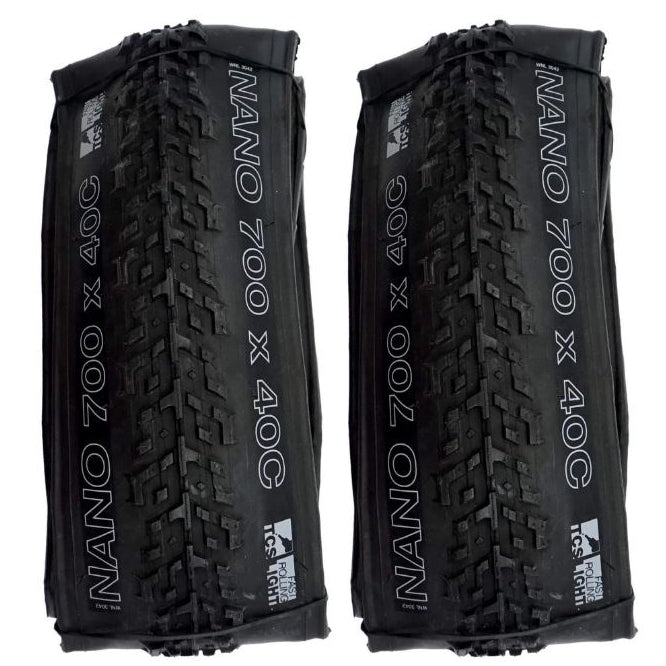 WTB Nano TCS Light 700x40 Tubeless Tire - TheBikesmiths