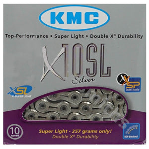 KMC X10SL 10 Speed Chain - TheBikesmiths