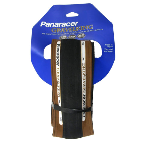 Image of Panaracer Gravel King SLICK 700c Folding Tire - TheBikesmiths