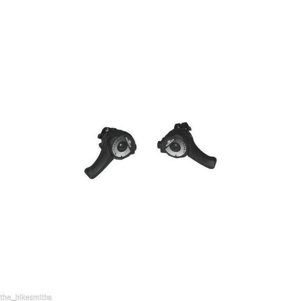 SunRace SLM2TR7 3x7 Speed Thumb Shifter Set - TheBikesmiths