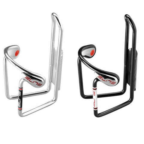 Elite Ciussi Gel Button Alloy Water Bottle Cage