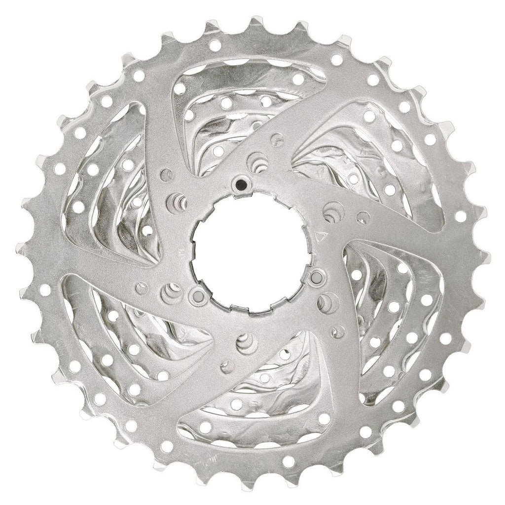 Bicycle Components & Parts Sporting Goods Sunrace Cassette Csm66 12-34 8 Speed Nickel