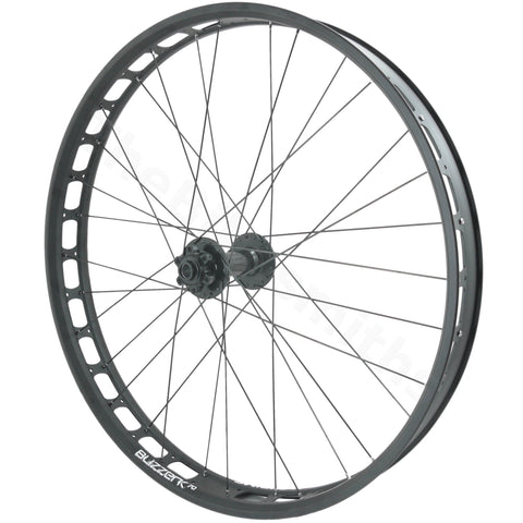 Alex Blizzerk 70 FRONT 15x150mm Fat Bike Wheel Tubeless Ready - TheBikesmiths