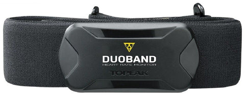 Topeak TBP-HRM05 DuoBand Bluetooth Heart Rate Monitor Strap & Sensor - TheBikesmiths