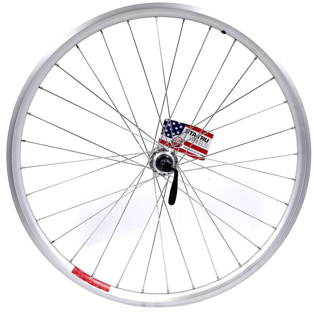 STA-Tru 26-inch Front or Rear Mountain Bike Doublewall Wheel Aluminum QR