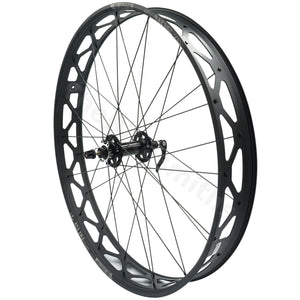 Sun Ringle Mulefut 80SL V2 Novatec 135mm Fat Bike Front Wheel - TheBikesmiths