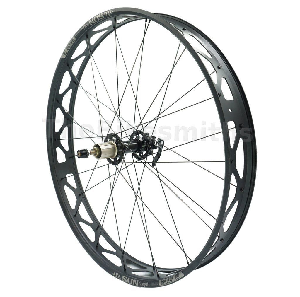 Sun Ringle MuleFut 80SL V2 9x135 10x170 QR Fat Bike Wheelset