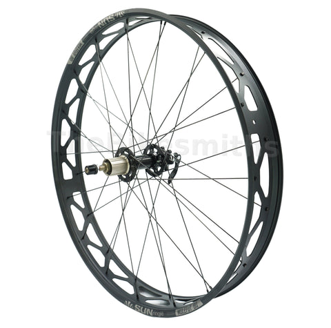 Image of Sun Ringle MuleFut 80SL V2 9x135 10x170 QR Fat Bike Wheelset