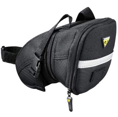 Topeak Aero Wedge Strap On Seat Bag - TheBikesmiths