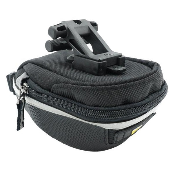 Topeak TC2271B Wedge Pack II Small w/ Cover & Fixer 25