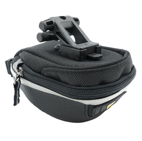 Image of Topeak TC2271B Wedge Pack II Small w/ Cover & Fixer 25