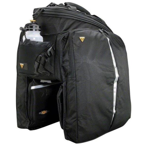 Topeak TT9635B MTX DXP TrunkBag with Expandable Panniers & Top - TheBikesmiths