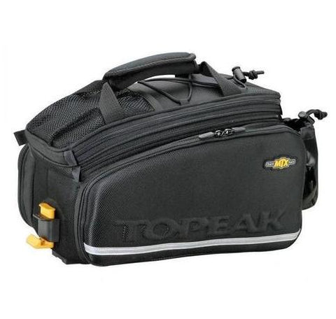 Image of Topeak TT9635B MTX DXP TrunkBag with Expandable Panniers & Top - TheBikesmiths