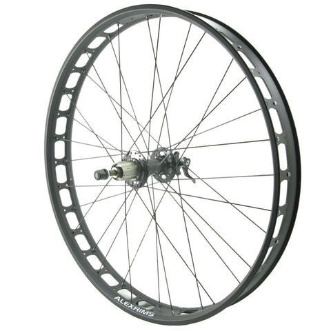 Image of Alex Blizzerk 70 REAR 170mm Fat Bike Wheel Tubeless Ready - TheBikesmiths