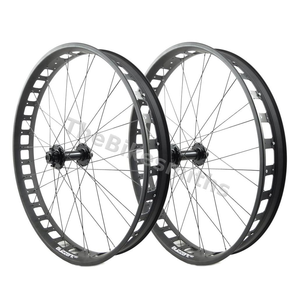 Alex Blizzerk 80 15x150 12x197 Fat Bike Wheelset - TheBikesmiths