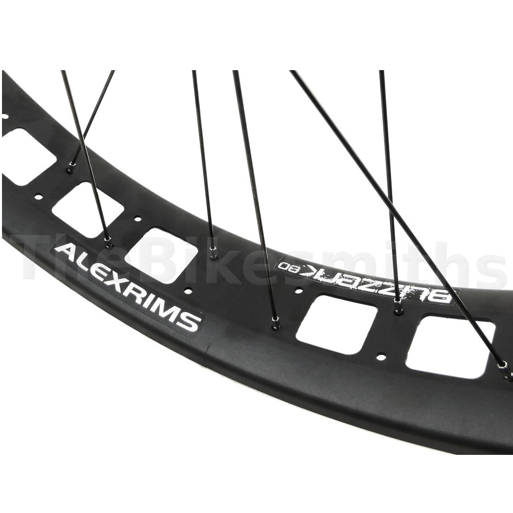 Alex Blizzerk 80 Formula 150mm Fat Bike Front Wheel - TheBikesmiths