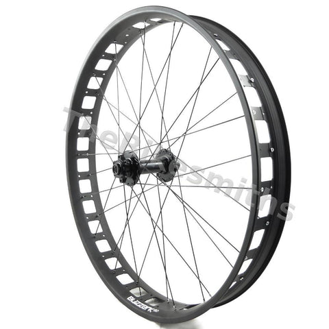 Image of Alex Blizzerk 80 Formula 150mm Fat Bike Front Wheel - TheBikesmiths