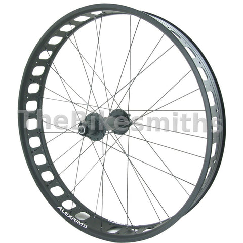 Alex Blizzerk 90 Formula 190mm Fat Bike Rear Wheel Tubeless Ready - TheBikesmiths