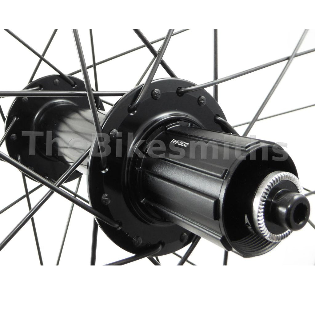Alex Blizzerk 90 TRS 15x150 190mm QR Fat Bike Wheelset Tubeless Ready - TheBikesmiths
