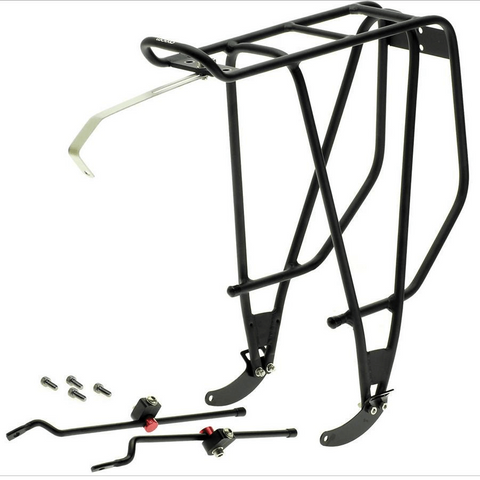 Image of Axiom Streamliner Disc DLX Rear Rack - TheBikesmiths