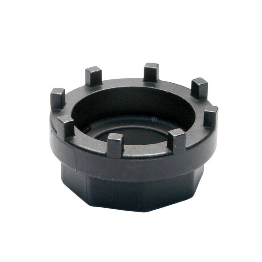 Park Tool BBT-18 Bottom Bracket Tool fits 8-Notch ISIS Cups Octalink & eBike Lockrings